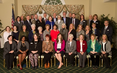 2017 CAAR Professional Honor Society Class