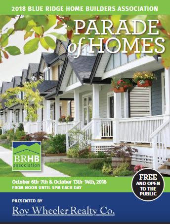 Parade Of Homes Magazine Cover